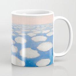 Georgia O'Keeffe Above the Clouds Coffee Mug
