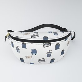 Series #2 MOVIE: All About Movies Fanny Pack