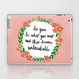 Unbreakable Laptop & iPad Skin