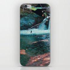 waterfalls 02 iPhone & iPod Skin
