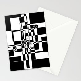 Museum Of Abstractions   No. 1 Stationery Cards
