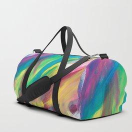 Abstract Artwork Colourful #2 Duffle Bag
