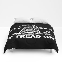 Dtom Don't Tread On Me L&D Comforters