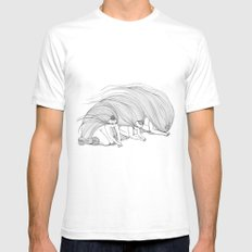 Southerly Sisters in a Northerly Wind White Mens Fitted Tee SMALL