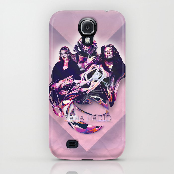 ZAHA HADID: DESIGN HEROES iPhone Case