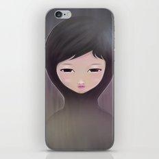 women_A iPhone Skin