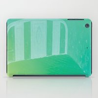 bed iPad Cases featuring bed by XiXi
