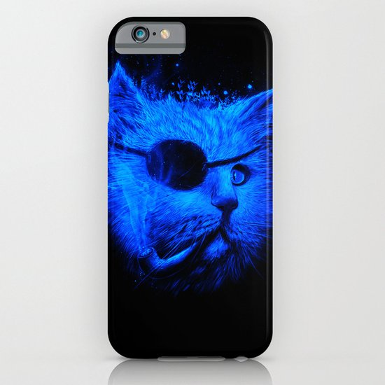 Irie Eye Blue iPhone & iPod Case