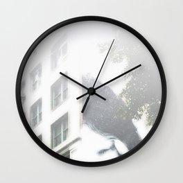 Homage to JR Wall Clock