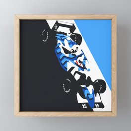 JS39 Framed Mini Art Print
