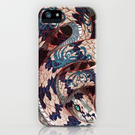 Year of the Snake iPhone Case