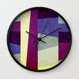 Formas 47 Wall Clock