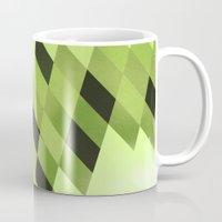 kiwi Mugs featuring Kiwi by SilShapes