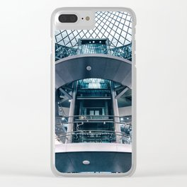 NYC / 14 Clear iPhone Case