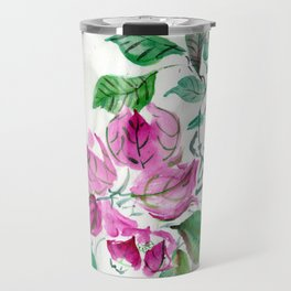 Bougainvillea #2 Travel Mug