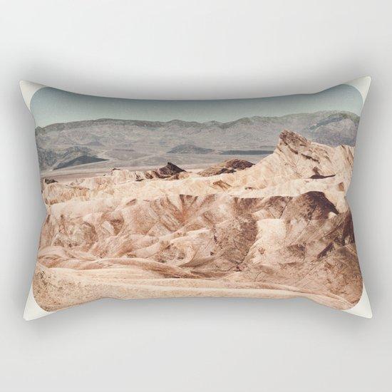 Death Valley Imaginaries Rectangular Pillow