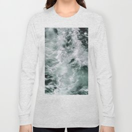 Silky Waves Long Sleeve T-shirt