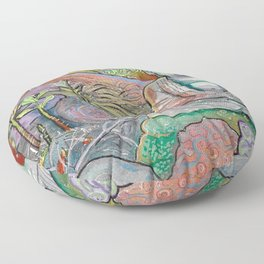 Sacred Spaces Floor Pillow