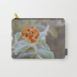 Blooming desert flower Carry-All Pouch