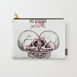 no gender just love Carry-All Pouch