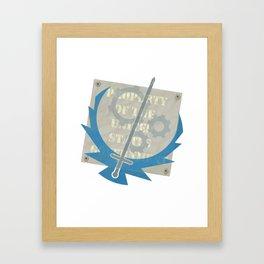 Brotherhood Property Framed Art Print