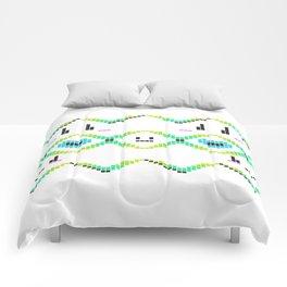 Mt. Rainbow Comforters