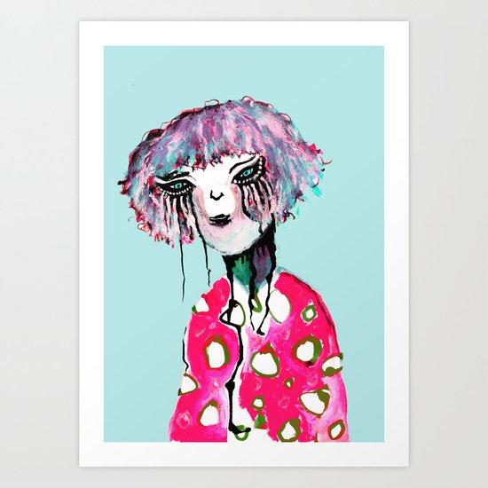 DRIP? Art Print