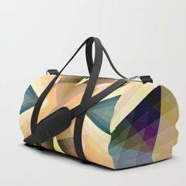 Geometric Mandala 03 Duffle Bag