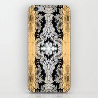 baroque iPhone & iPod Skins featuring Baroque by Monike Meurer