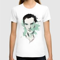 cumberbatch T-shirts featuring Benedict Cumberbatch by charlotvanh