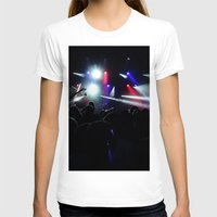 concert T-shirts featuring CONCERT by Eclectic House Of Art