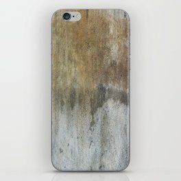 Stained Concrete Texture 9416 iPhone Skin