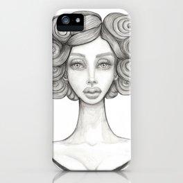 Joliesque iPhone Case