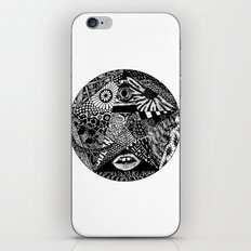 B&W iPhone & iPod Skin