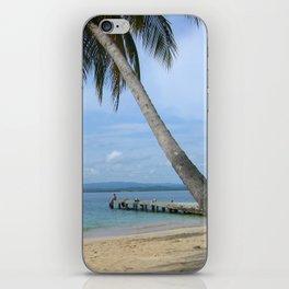 Isle of San Blas PANAMA - the Caribbeans iPhone Skin