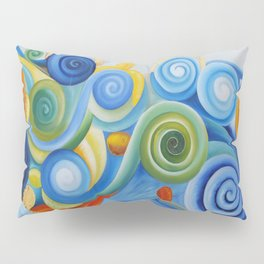 Tortuguitas Pillow Sham