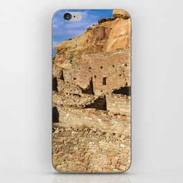 Pueblo Bonito in Chaco Canyon iPhone Skin