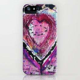 Love Always Wins iPhone Case