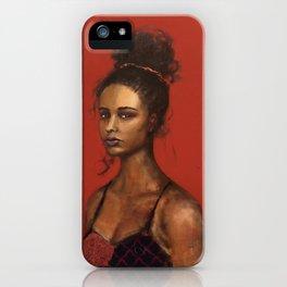 Mood iPhone Case