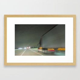 XBR Framed Art Print
