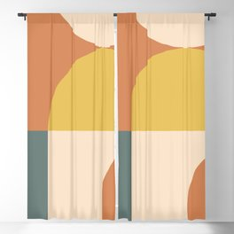Abstract Geometric 04 Blackout Curtain