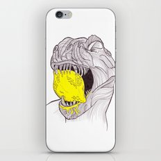 Zest For Life T-Rex Dino iPhone & iPod Skin