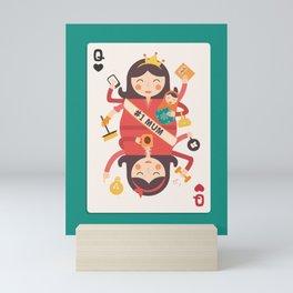 Happy Mother's Day Mini Art Print