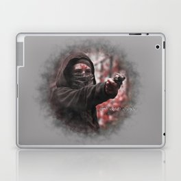 Carol Peletier THE WALKING DEAD Laptop & iPad Skin