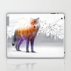A Wilderness Within / Wolf Laptop & iPad Skin