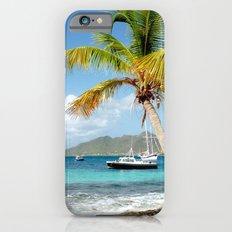 isle of calm iPhone 6s Slim Case