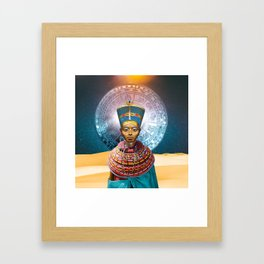 Tiye Framed Art Print