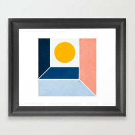 Perfect View Framed Art Print