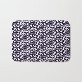 Pattern flower 4 Bath Mat
