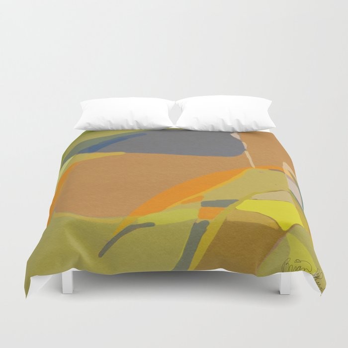 Jar Fragment 3 Duvet Cover